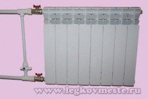 Батарея отопления