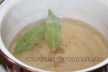 Лавровый лист для супа харчо