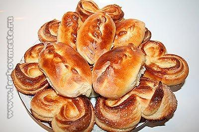 вкусные пирожки капустой рецепт