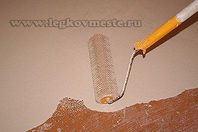 Подготавливаем поверхность перед тем как стелить линолеум