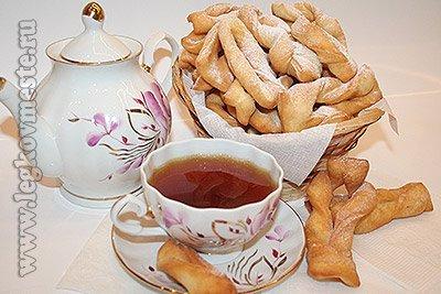 Хворост к чаю