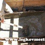 Как приготовить бетон своими руками и сэкономить 40% усилий