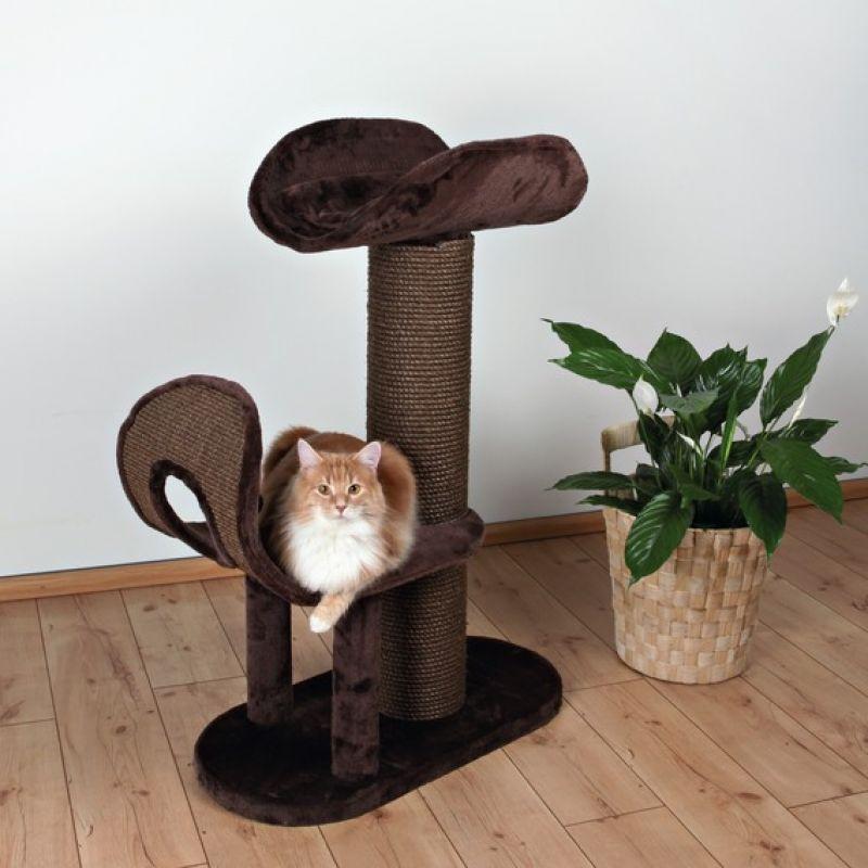 Домик когтеточка коту своими руками