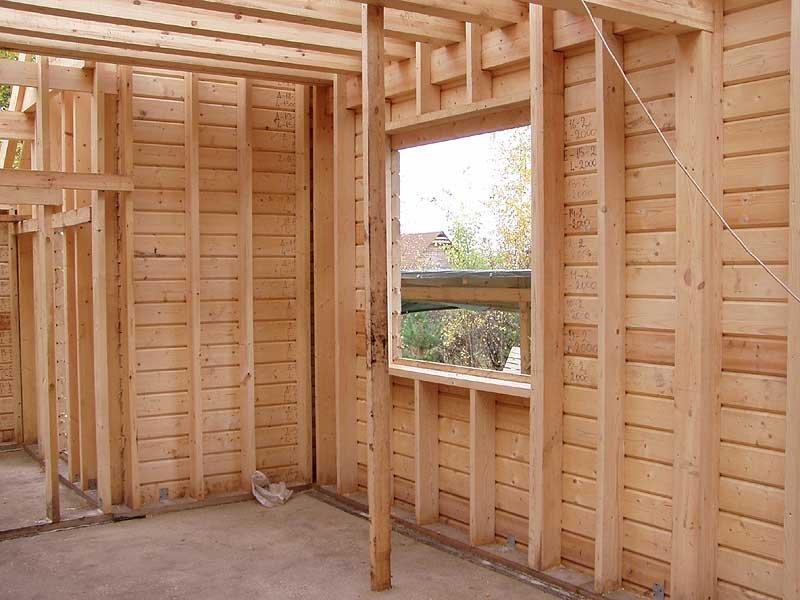 Деревянная баня строительство своими руками