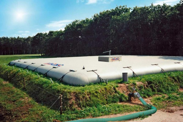 резервуар для хранения навоза