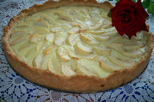 Цветаевский пирог с творогом рецепт с фото