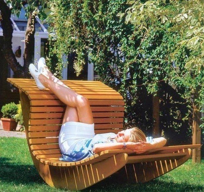 Кресла своими руками на даче фото