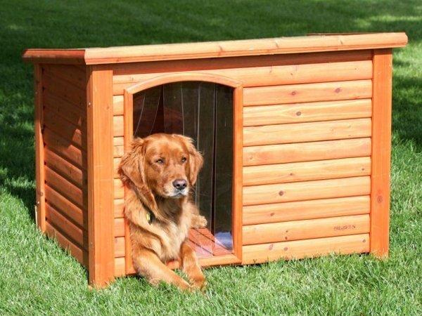 будка для большой собаки