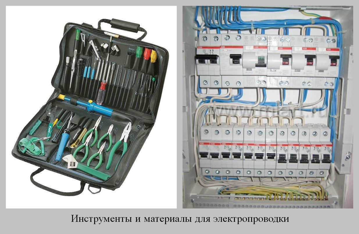 Прокладка проводки в частном доме своими руками