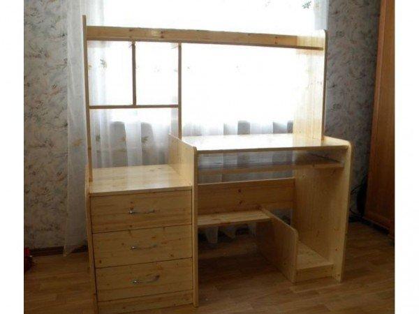 компьютерный стол размеры