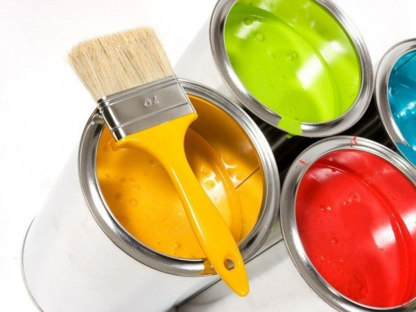 какой краской покрасить мебель