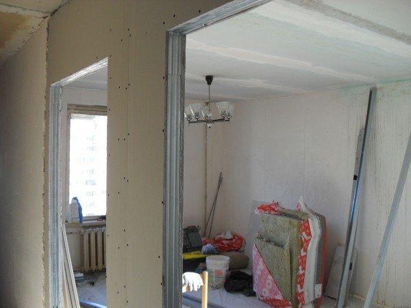 разрешение на перепланировку квартиры