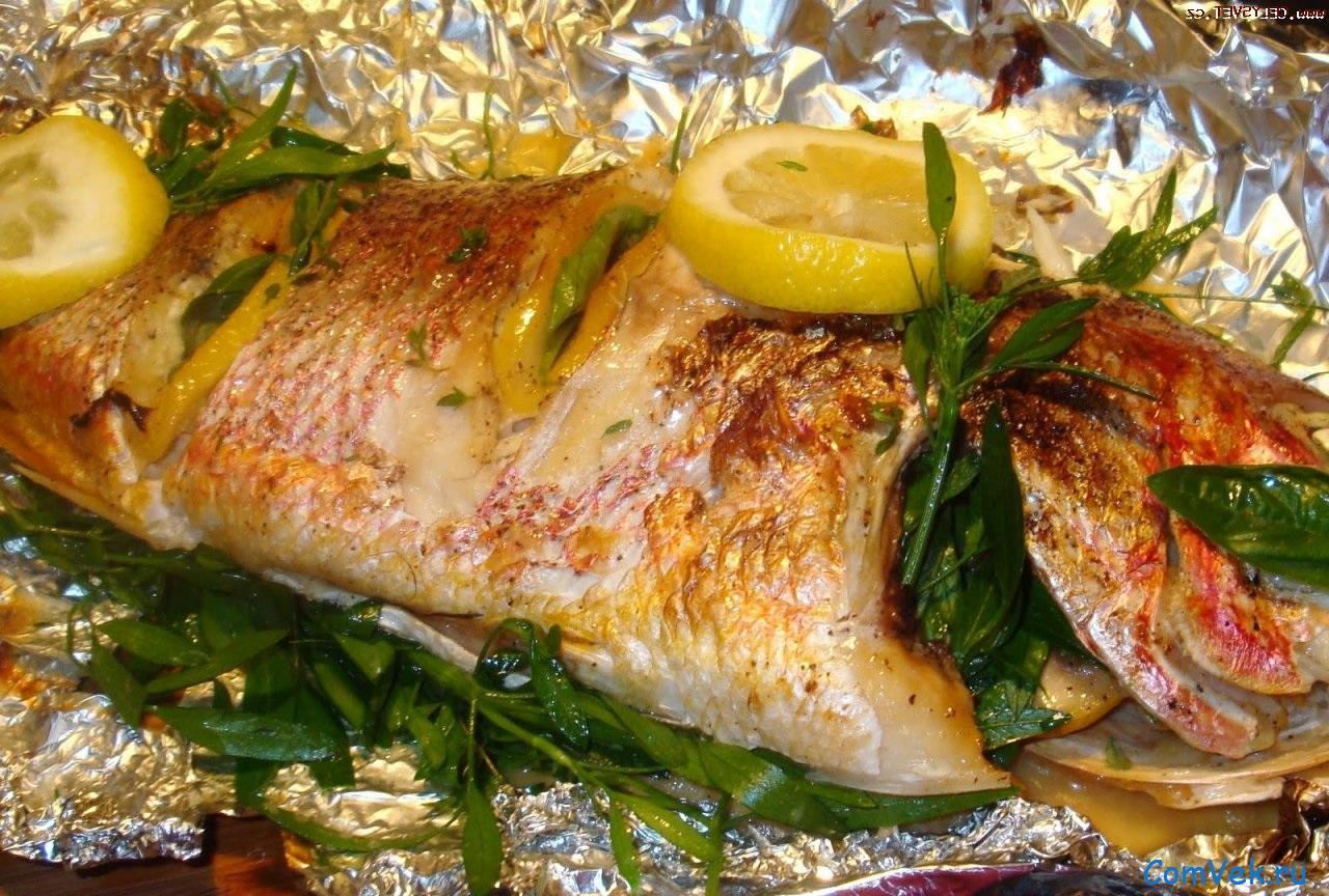 Как вкусно приготовить рыбу морскую и