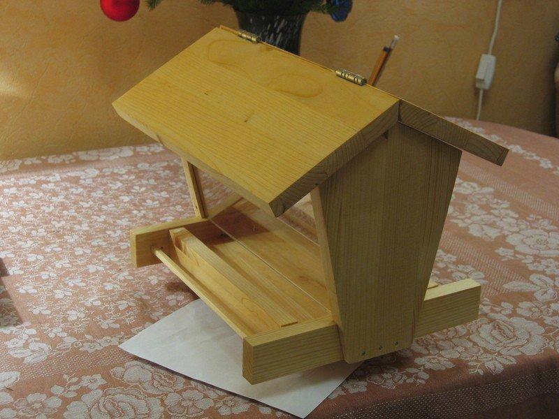 Кормушка для птиц своими руками из коробок фото 369