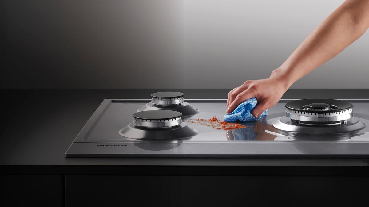 Как почистить газовую плиту и решетку в домашних условиях: средства