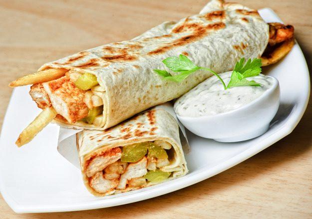 Шаурма с мясом рецепты пошагово