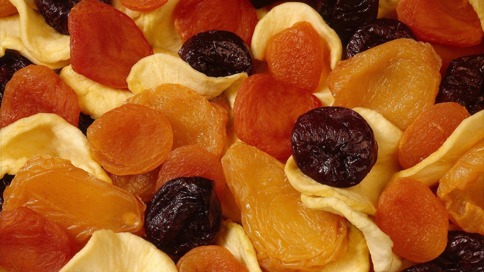 Овсяные печенья с сухофруктами рецепт