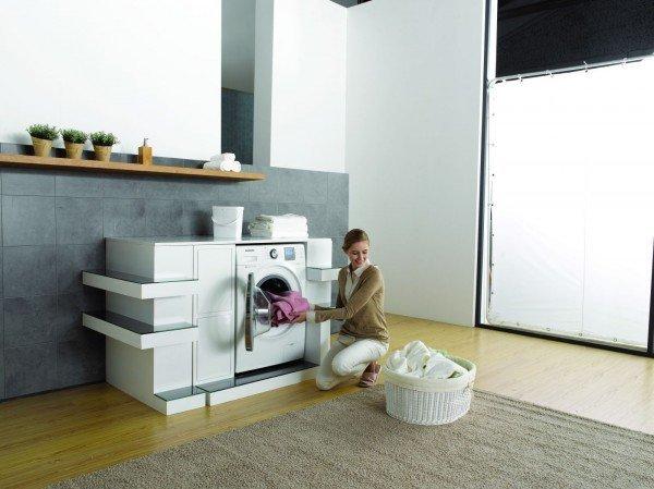 стирка штор в стиральной машинке