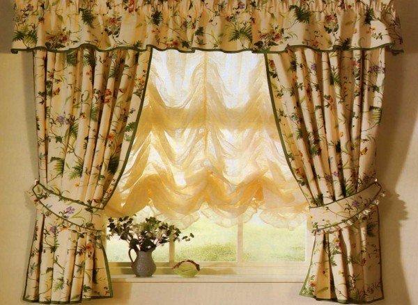 шторы, которые требуют особо деликатного ухода