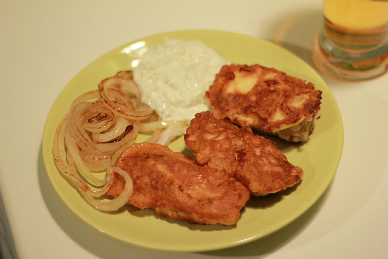 рецепты жареной рыбы лещ