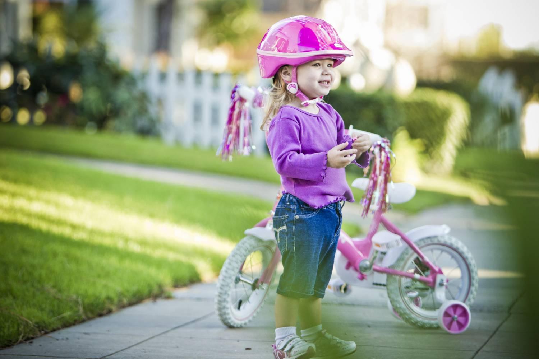 Учимся с ребенком кататься на велосипеде - allWomens 17