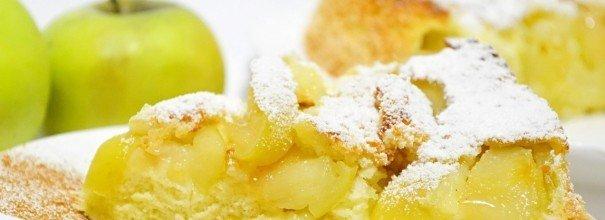 вкусная шарлотка с яблоками рецепт в духовке видео