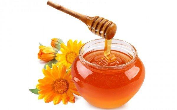 мёд натуральный свежий