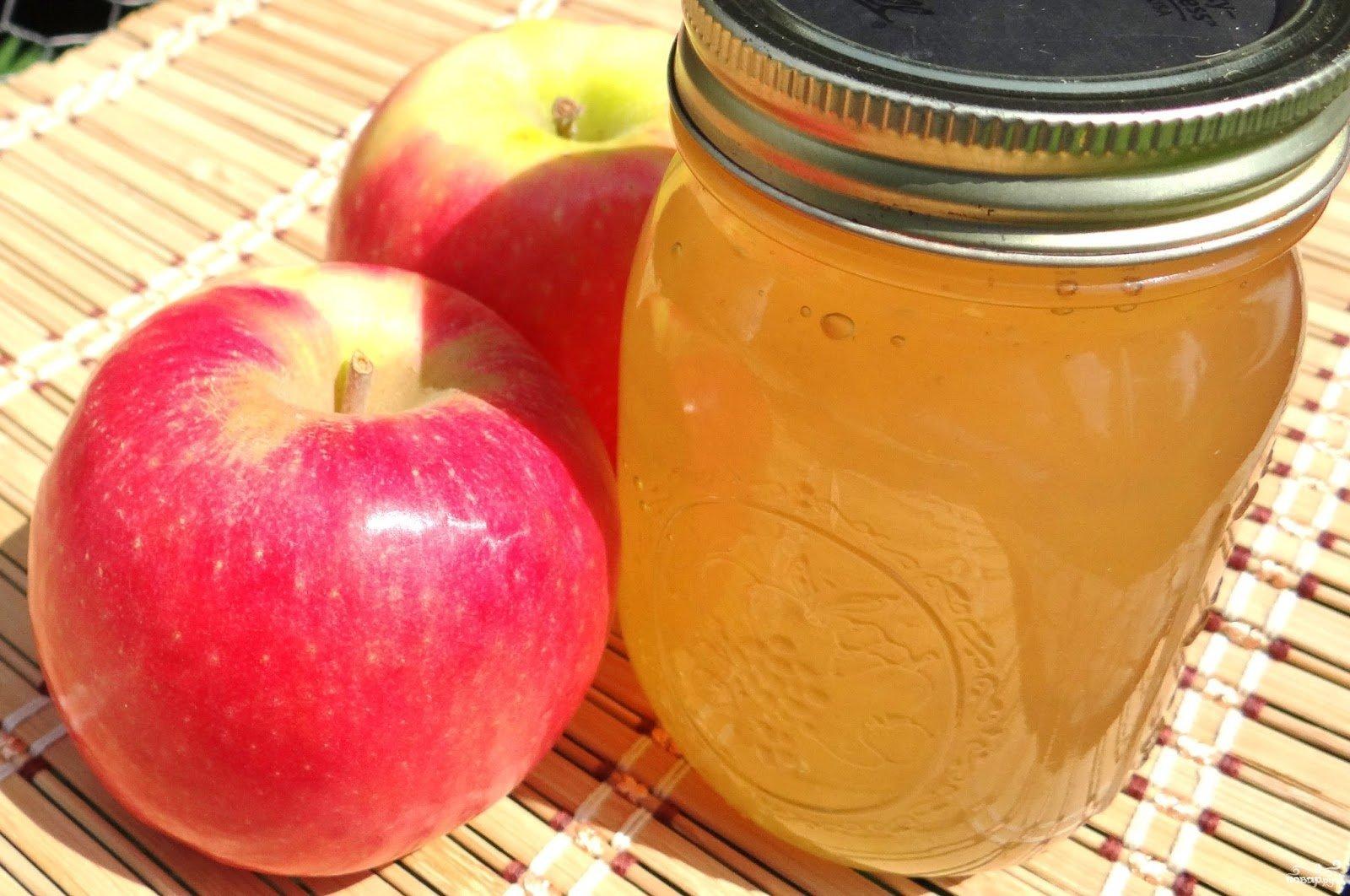 Из яблок в мультиварке фото рецепт