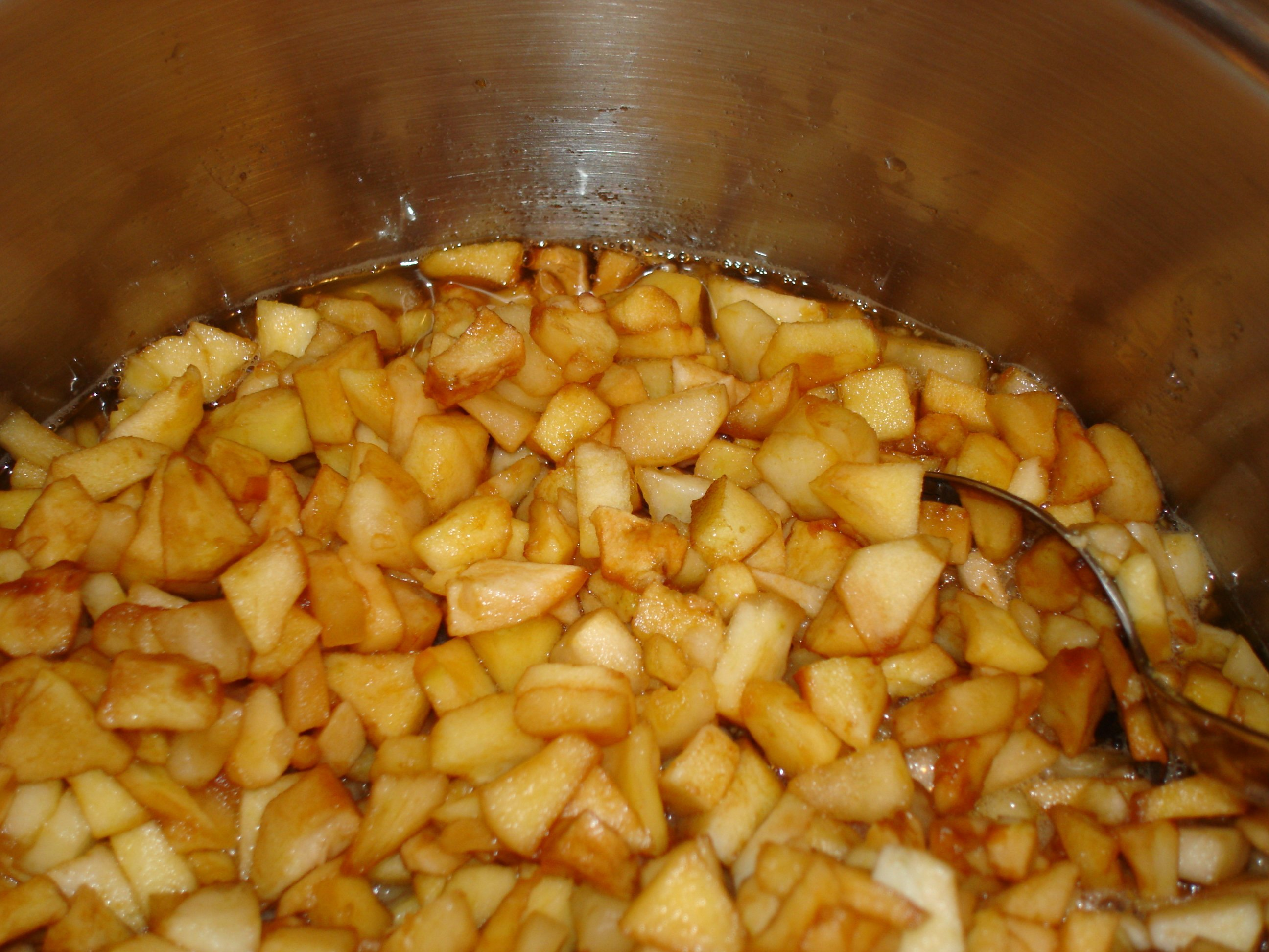 Яблоки на зиму для пирогов рецепты