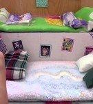 Кровать для Френки Штейн