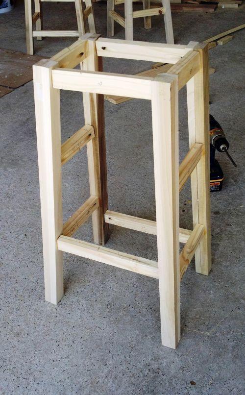 корпус стула