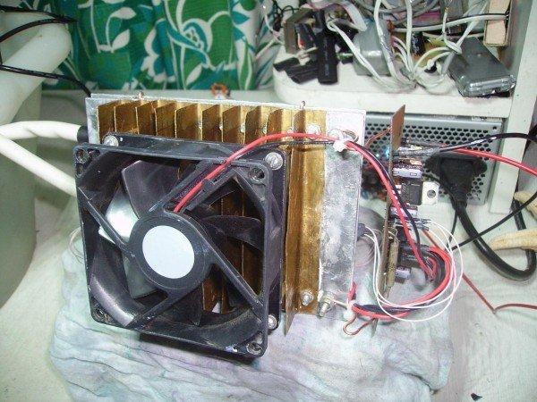кулер от процессора