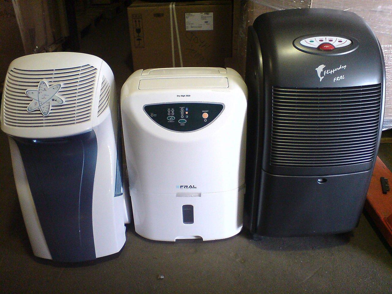 Осушитель воздуха в квартире