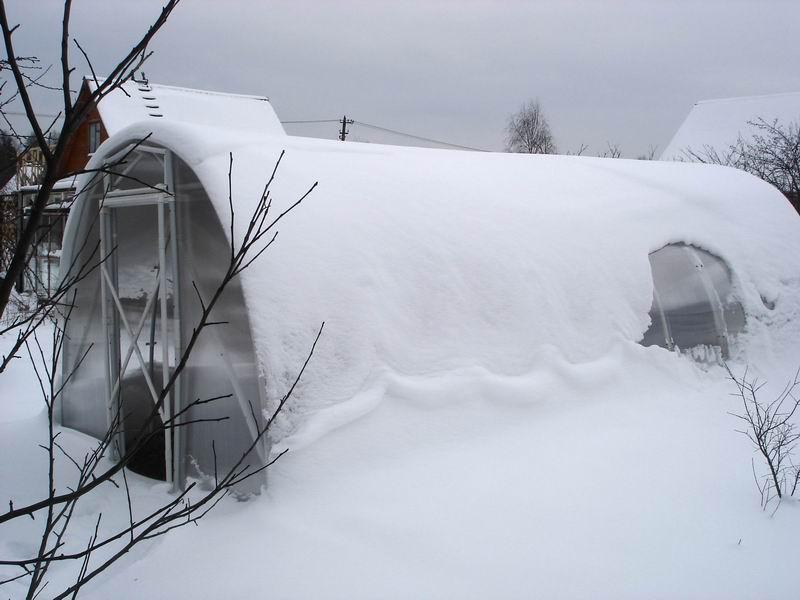 Снег штрафы