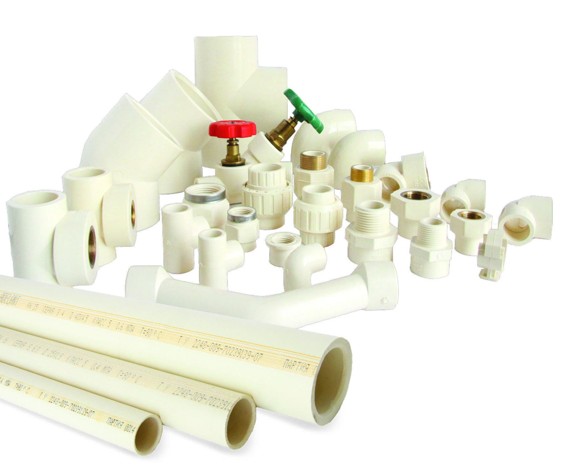 Пластиковых труб для водопровода и их виды