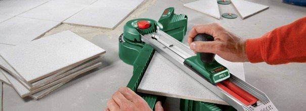Инструменты и способы резки керамической плитки.