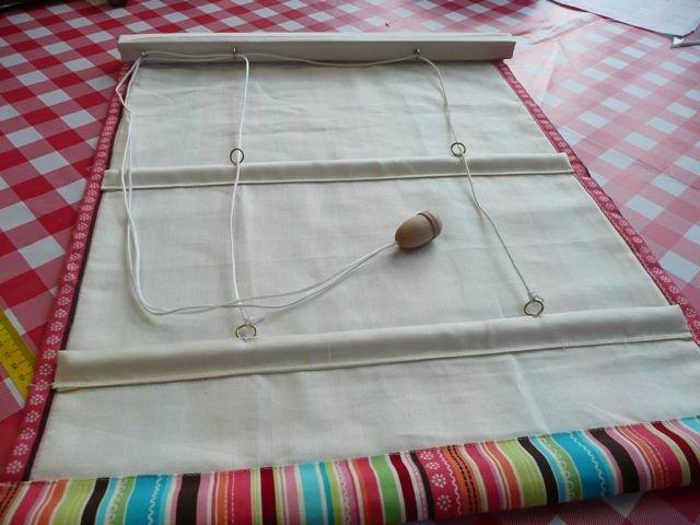 Японские шторы своими руками мастер класс