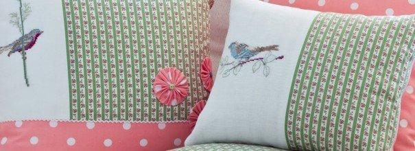 Как сшить диванные подушки своими руками