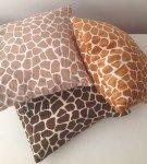 квадратные подушки