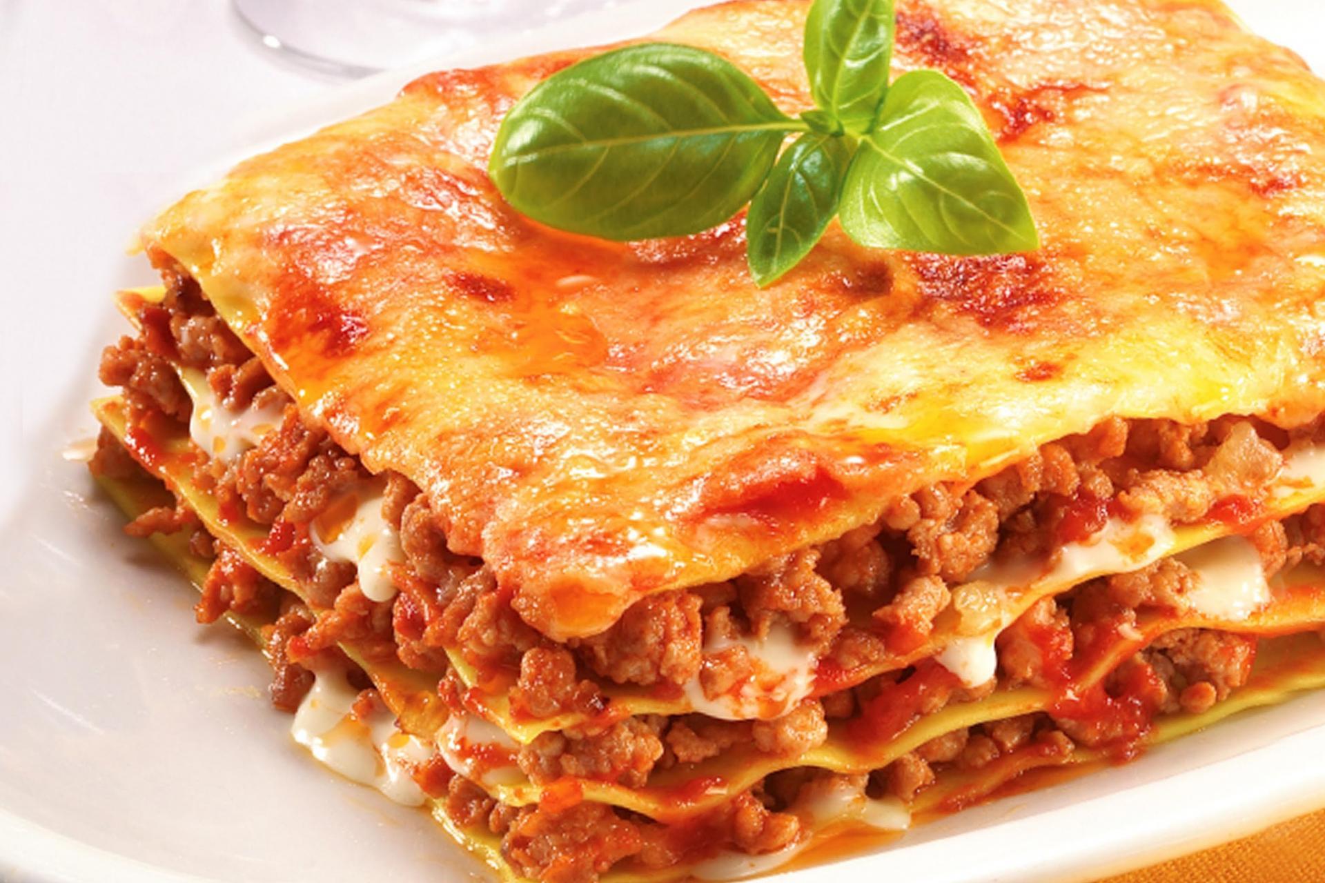 Лазанья с мясом  пошаговый рецепт с фото на Поварру