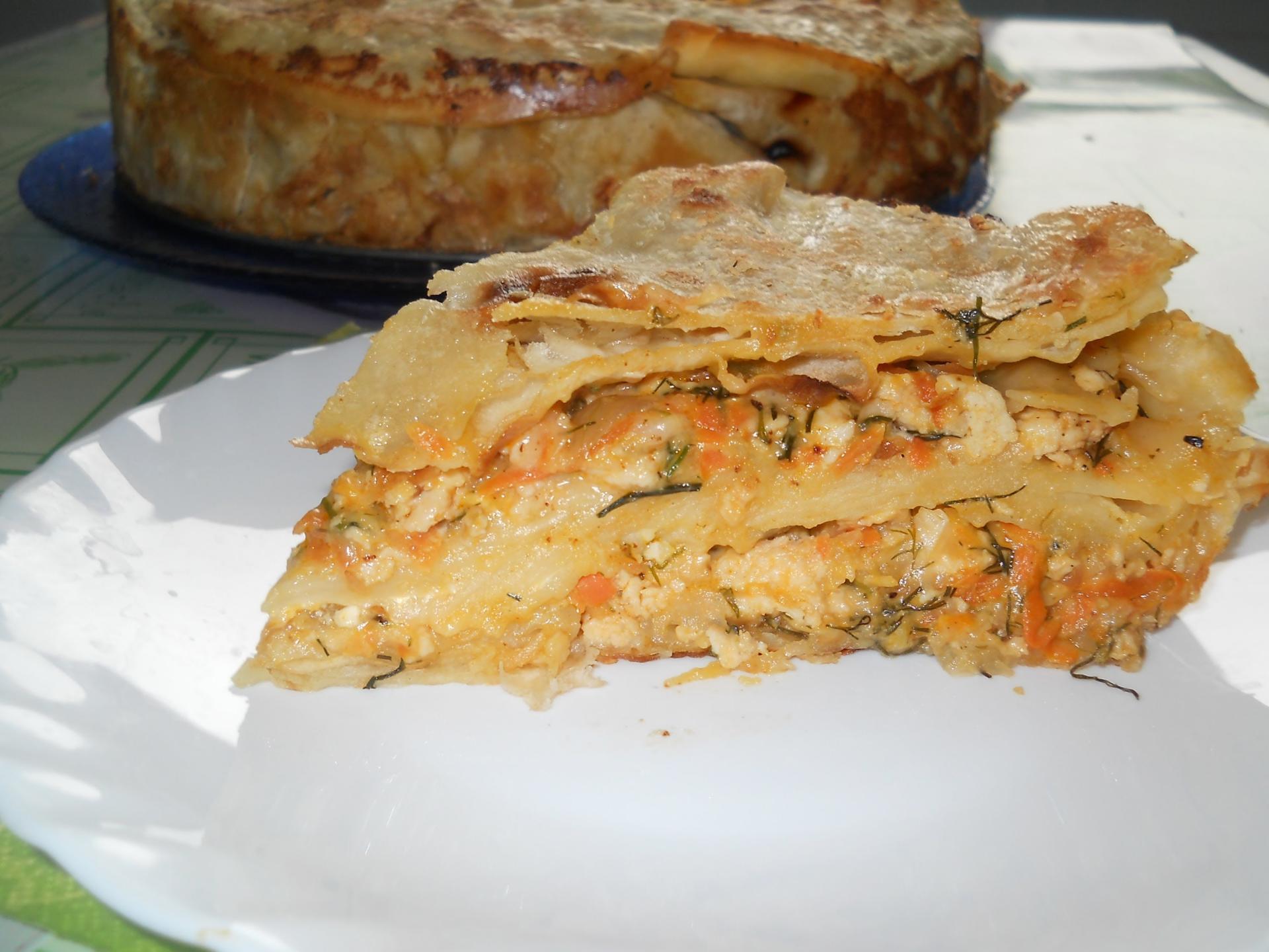 лазанья простая рецепт приготовления в домашних условиях