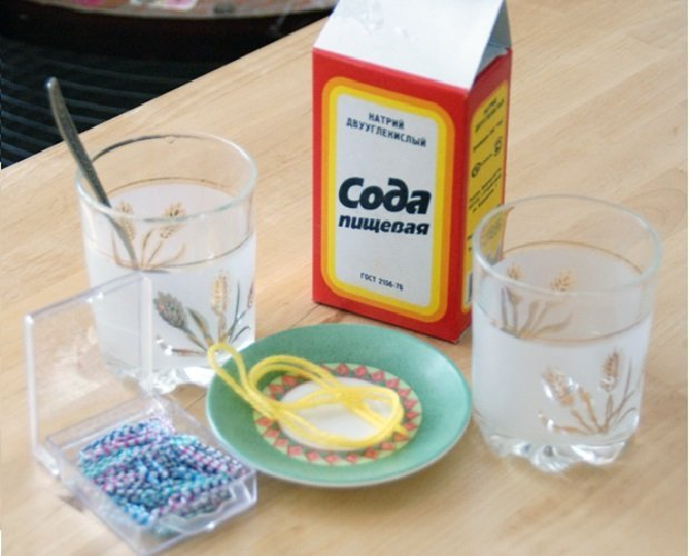 Как сделать пищевую соду в домашних условиях