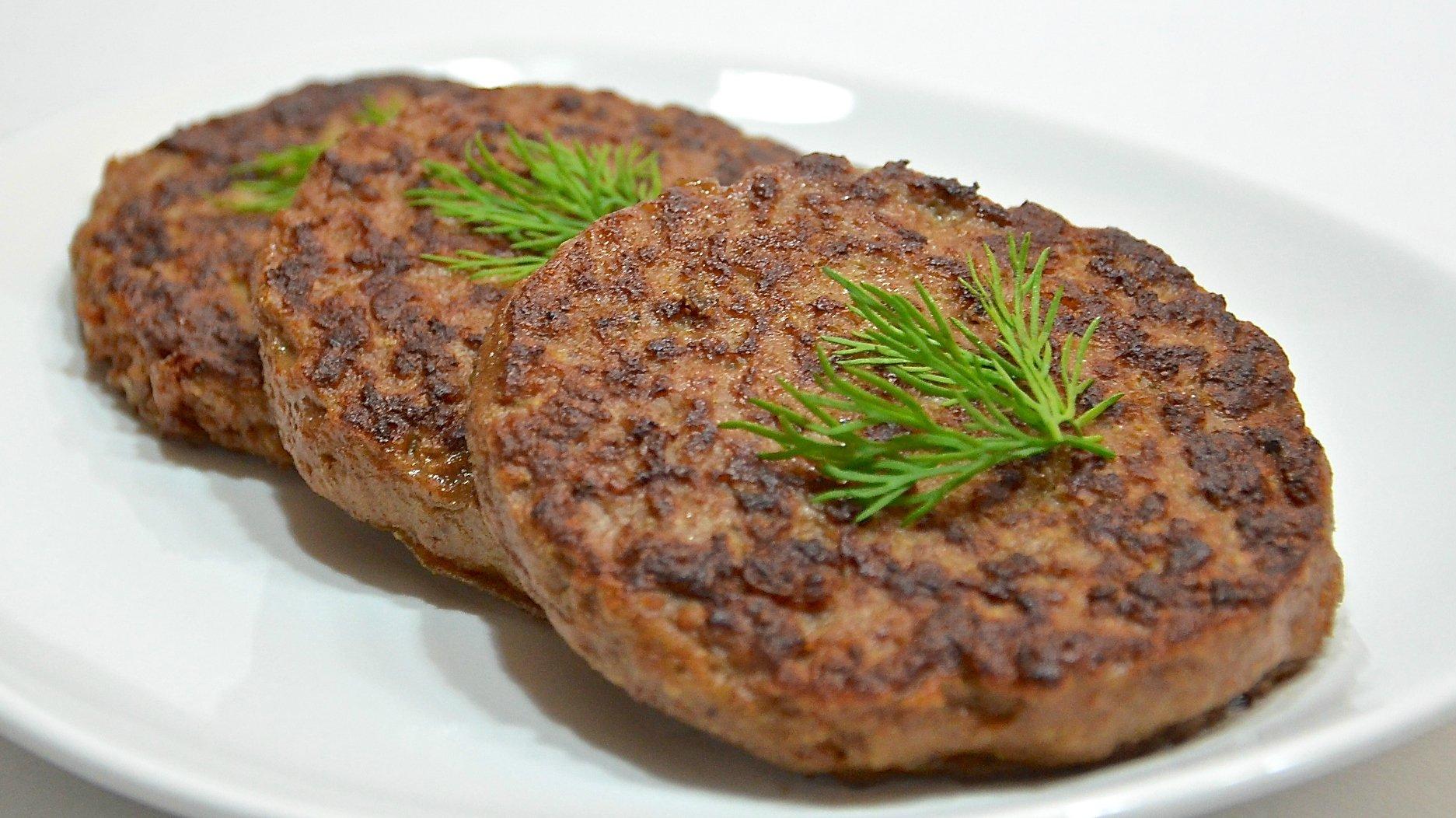 Котлеты из говяжьей печени рецепт в домашних условиях