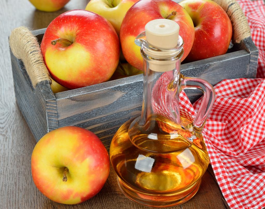 Обертывания в домашних условиях яблочным уксусом