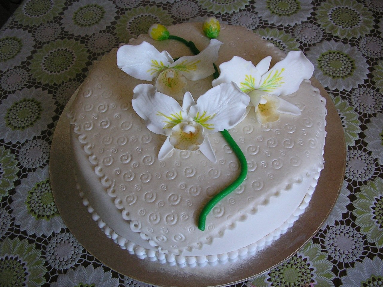 Фото тортов из мастики пошагово