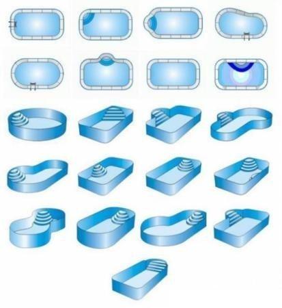 Изготовление бассейна из полипропилена своими руками фото и видео
