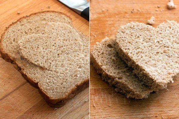 ломти хлеба
