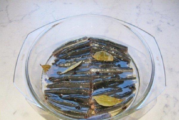 Салакав растительном масле