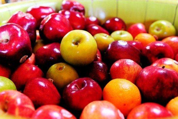 Яблоки для готовки