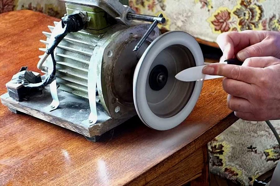 Как точить керамические ножи в домашних условиях